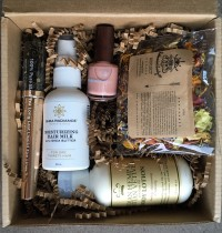 Vegan Cuts November 2015 Beauty Box Review