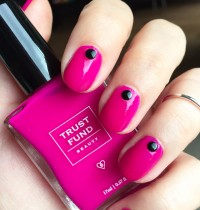 Nails of the Day: Trust Fund Beauty's 'Bye Felicia'