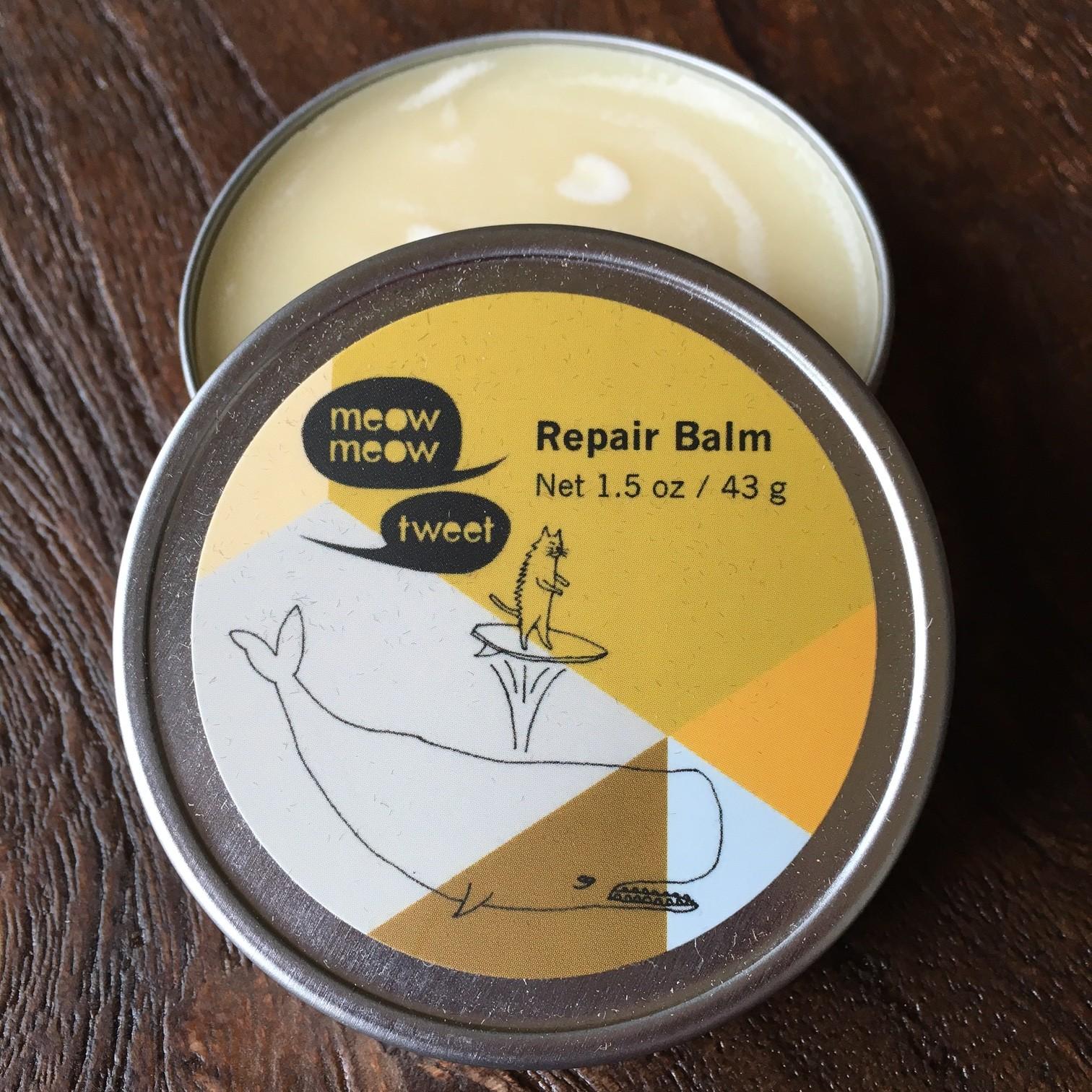 Meow Meow Tweet repair balm