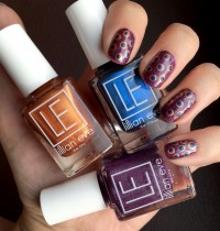Nails of the Day: Lillian Eve's Winter 2015 Goddess Collection
