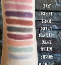 Silk Naturals 2015 Holiday Collection Review + Swatches