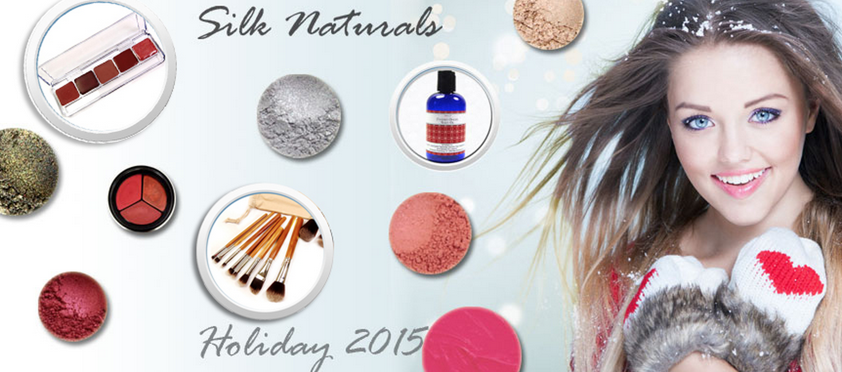 silk naturals holiday 2015 collection
