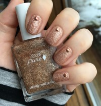 Nails of the Day: 100% Pure's 'Sugar'