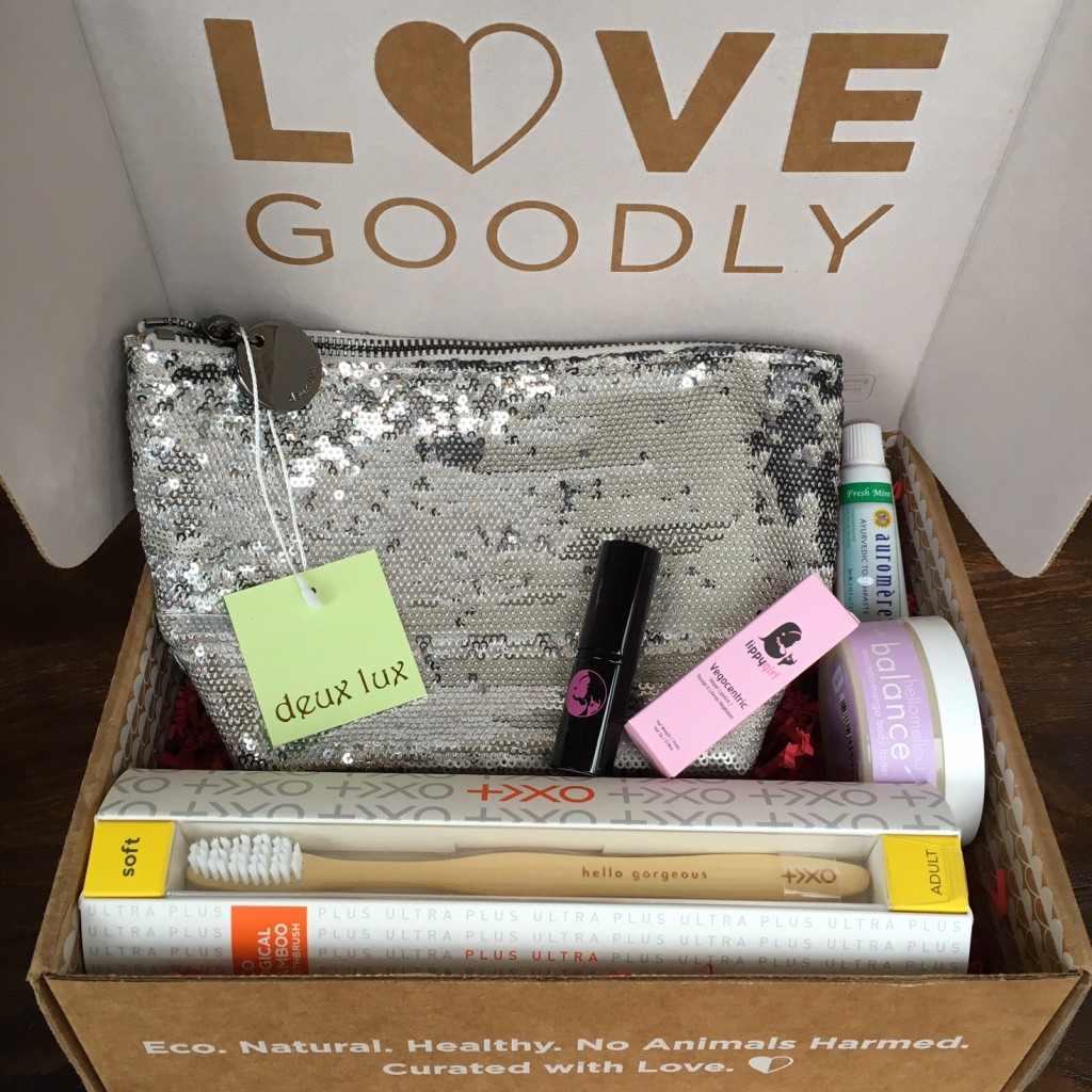Love Goodly December January 2015 Review Coupon Code