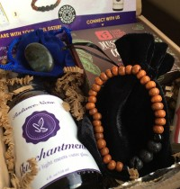 Goddess Provisions December 2015 Box Review
