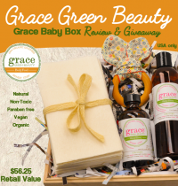 Grace Green Beauty Baby Box Review + Giveaway
