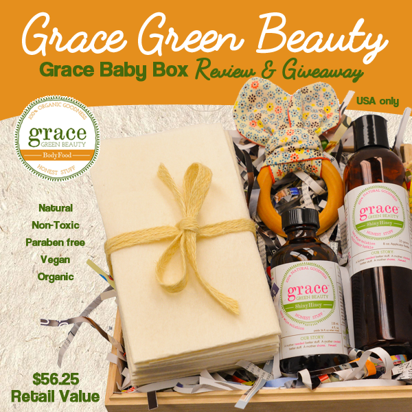 Grace Baby Box Giveaway Review