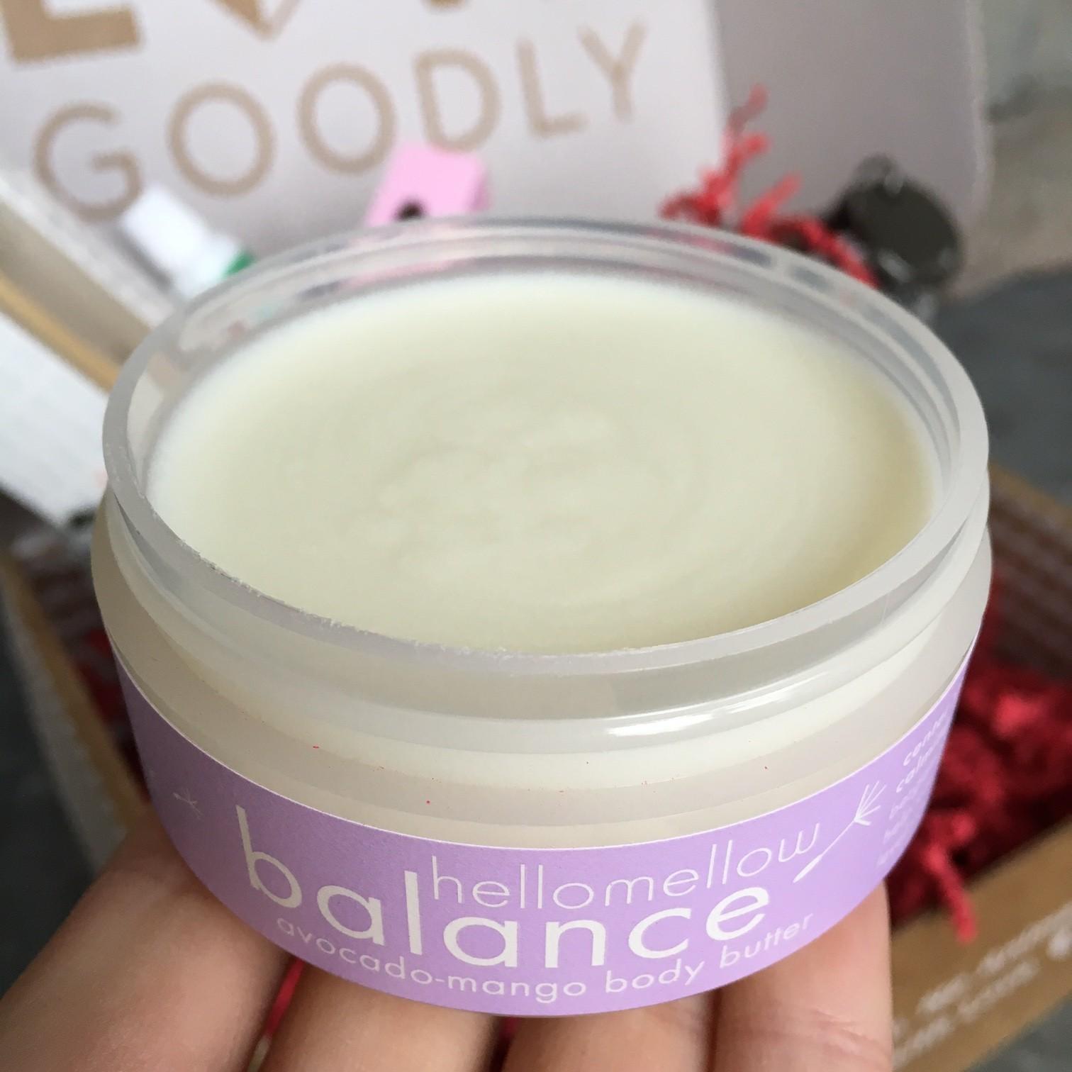 Hellomellow Balance Body Butter