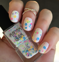 Nails of the Day: Madam Glam's 'Fun in A Bottle'