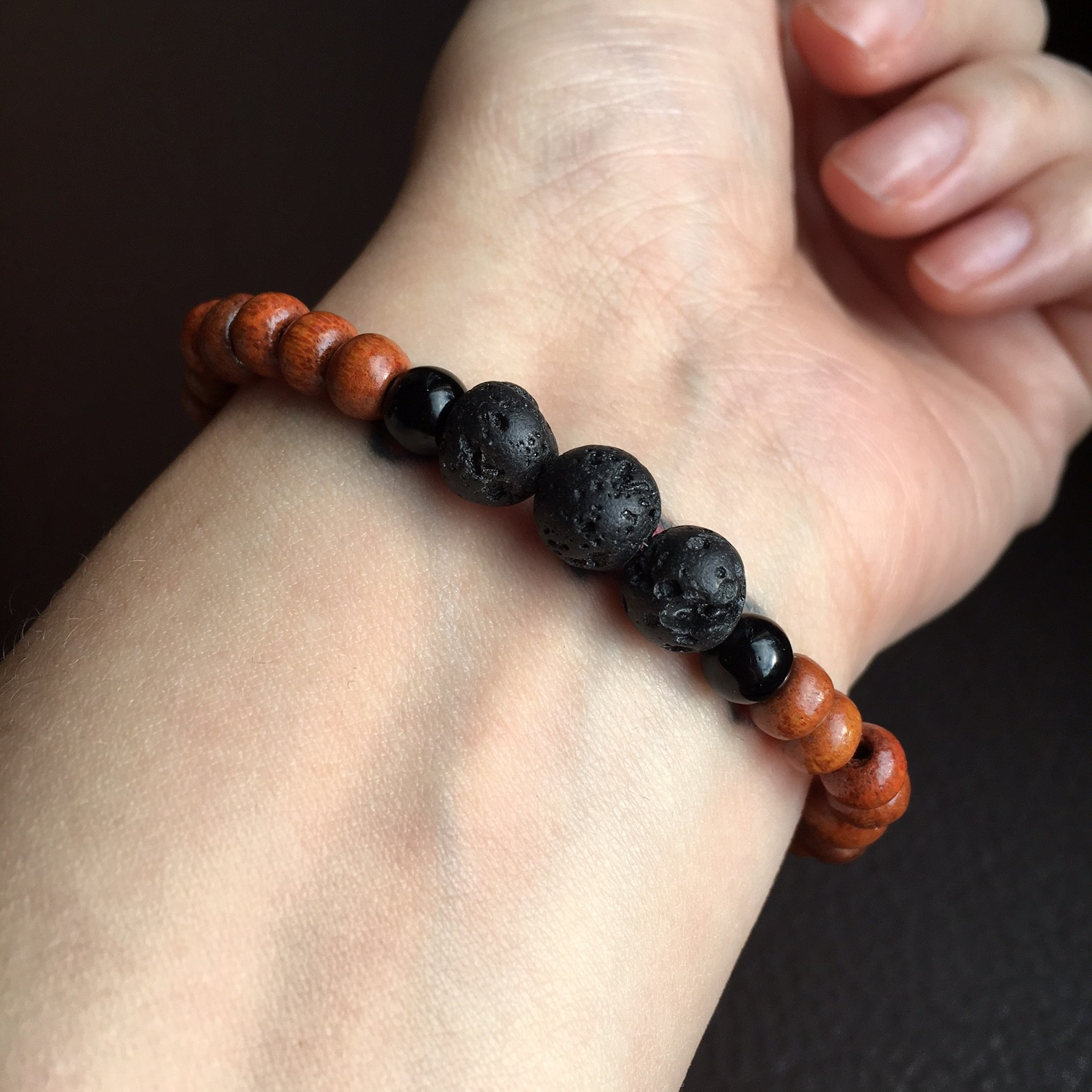 root chakra bracelet