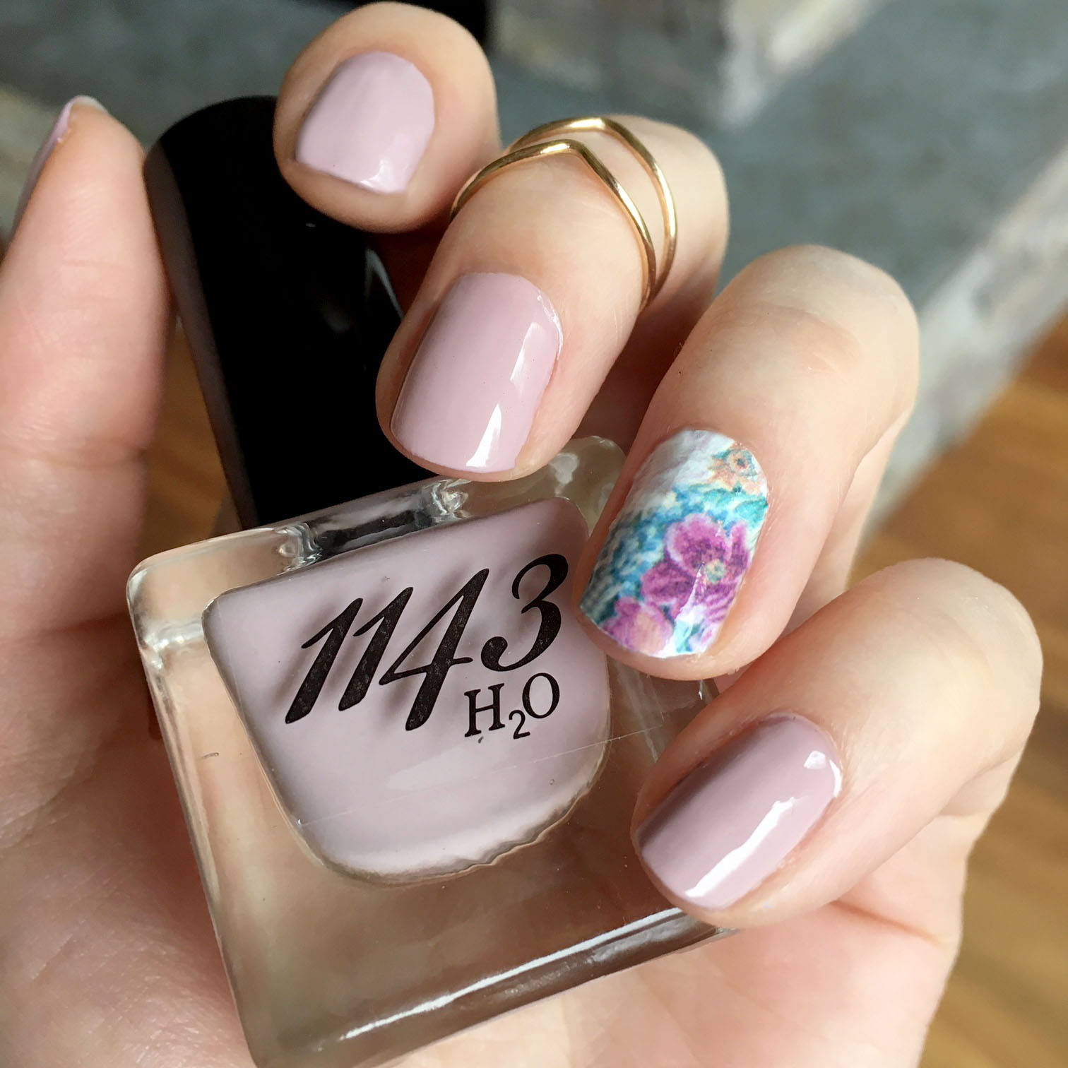 Nails of the Day: 1143 H2O\'s \'Beauty Queen\' : Vegan Beauty Review ...