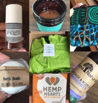 BuddhiBox December 2015 Review