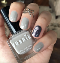 Nails of the Day: Joshik Polish's Diani Reef