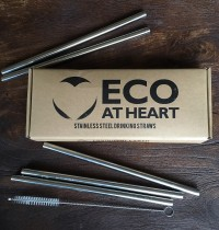 Eco at Heart Stainless Steel Straws Review