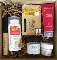 January 2016 Vegan Cuts Beauty Box Review