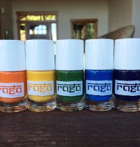 Nails of the Day: Raga Varnish Chakra Collection
