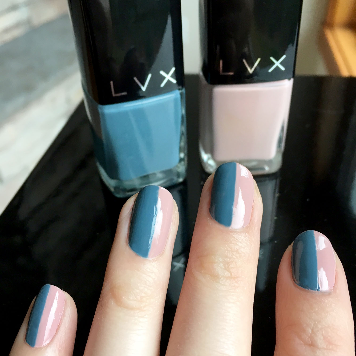 Nails of the Day featuring LVX\'s Spring 2016 Collection : Vegan ...