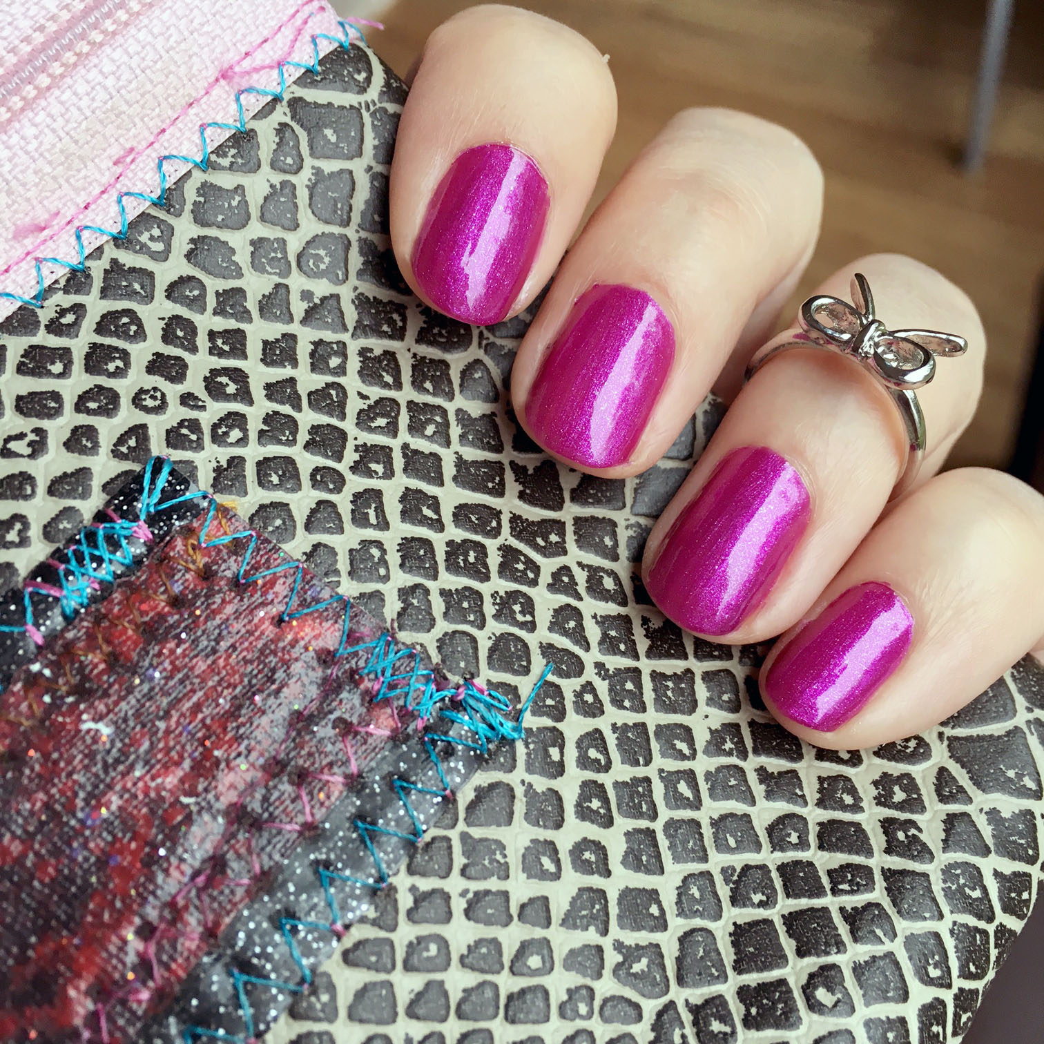 Nails Of The Day Snails Raspberry Pie Non Toxic Nail