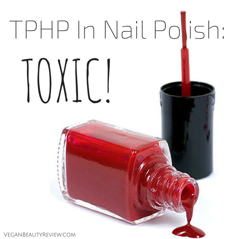 Beware of Endocrine Disruptor TPHP In Nail Polish