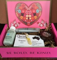 Petit Vour Vegan Beauty Box February 2016 Review