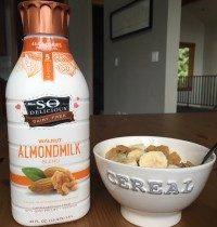 So Delicious: New, Healthier Almondmilk Blends & Coconut Yogurt