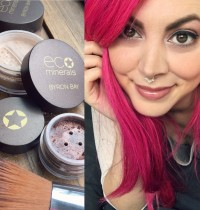 Eco Minerals Vegan Makeup Review & Swatches