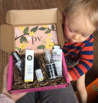 Petit Vour Vegan Beauty Box March 2016 Review