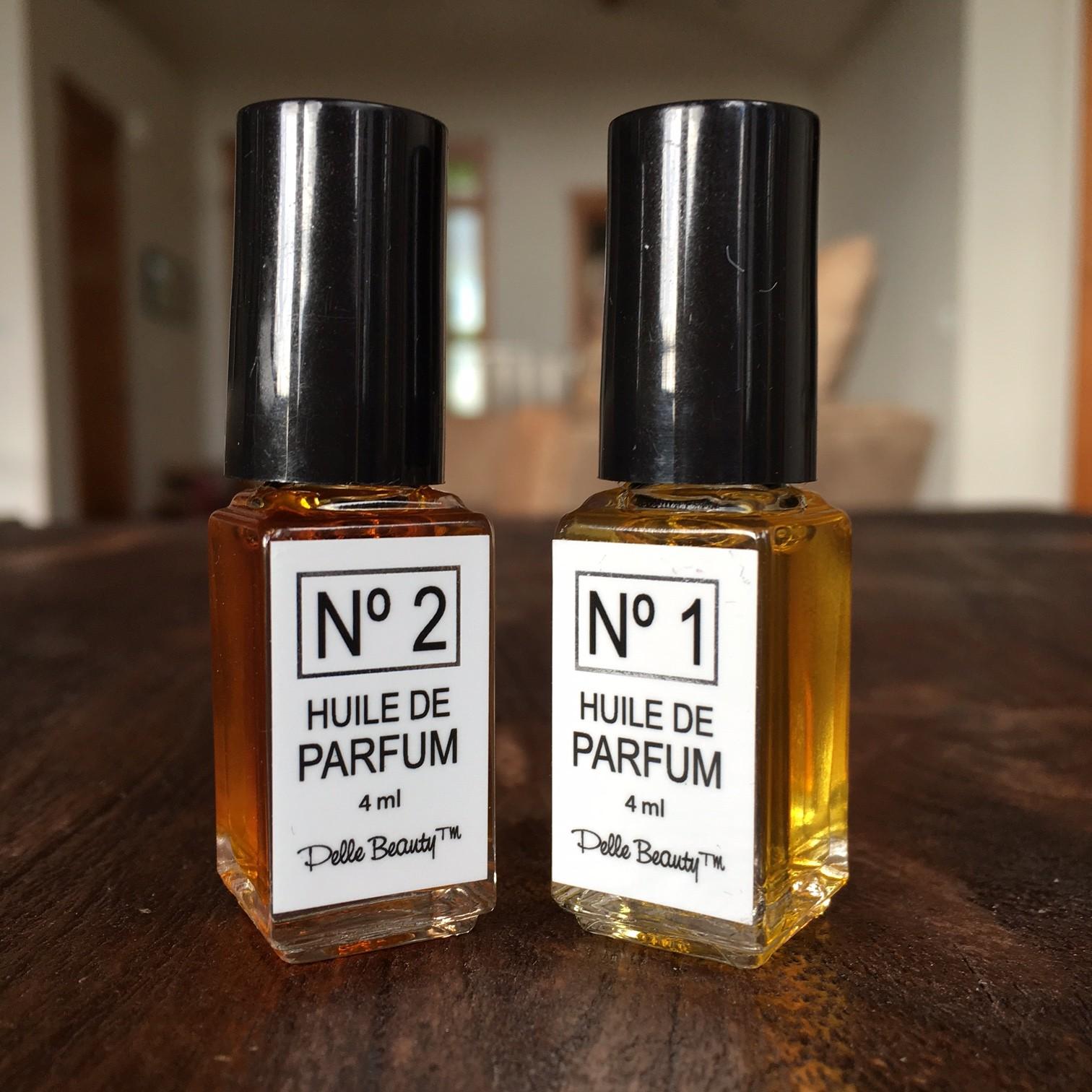 Pelle Beauty Huile de Parfum