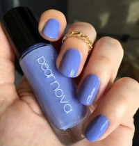 Nails of the Day: Pear Nova 'Blue Magic'