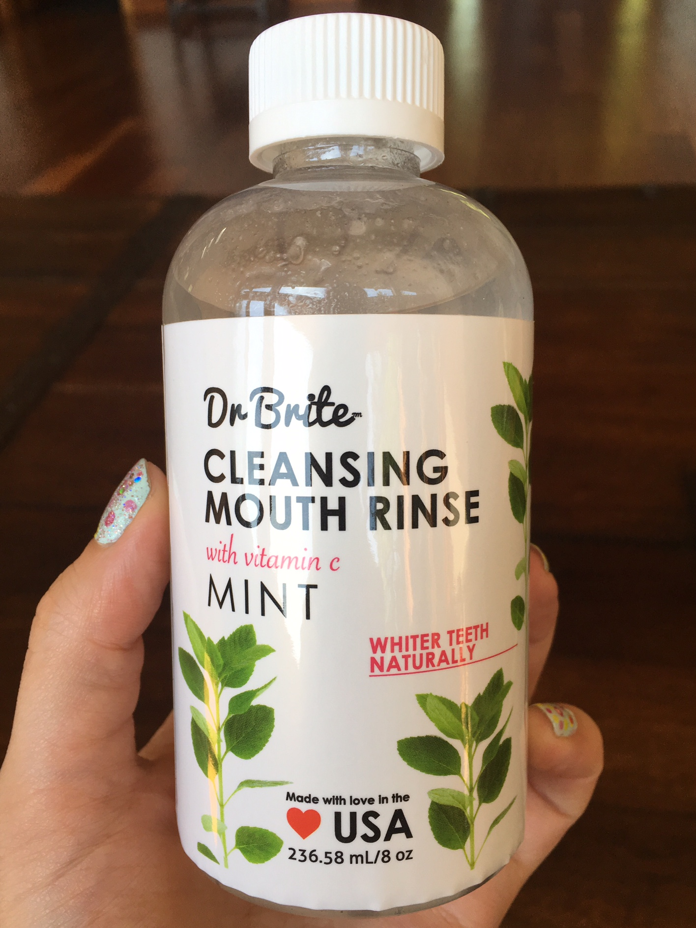 Dr Brite Cleansing Mouth Rinse