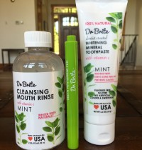 Dr. Brite Vegan and Organic Oral Care Review