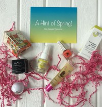 LaRitzy March 2016 Vegan Beauty Box Review + Coupon Code