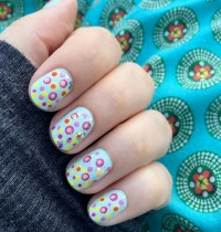 Nails of the Day: Sienna Byron Bay Spring Mani