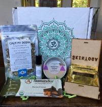 BuddhiBox Yoga Subscription Box April 2016 Review