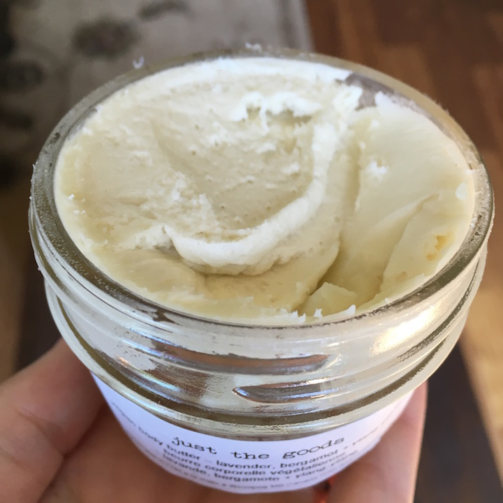 Just the Goods Vegan Body Butter