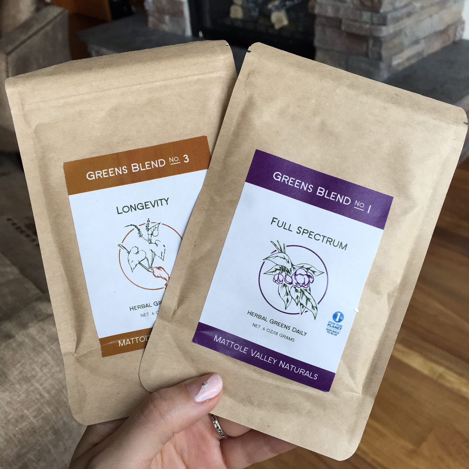 Mattole Valley Naturals detox blends