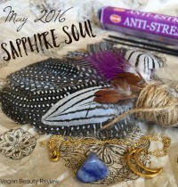 Sapphire Soul May 2016 Review