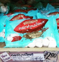 Trader Joe's Now Has Vegan Marshmallows!