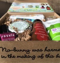 April 2016 Vegan Cuts Beauty Box Review
