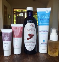 L'uvalla Vegan Skincare Review + Giveaway!
