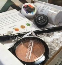 LaRitzy June 2016 Vegan Beauty Box Review