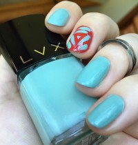 Nails of the Day: LVX 'Lush'