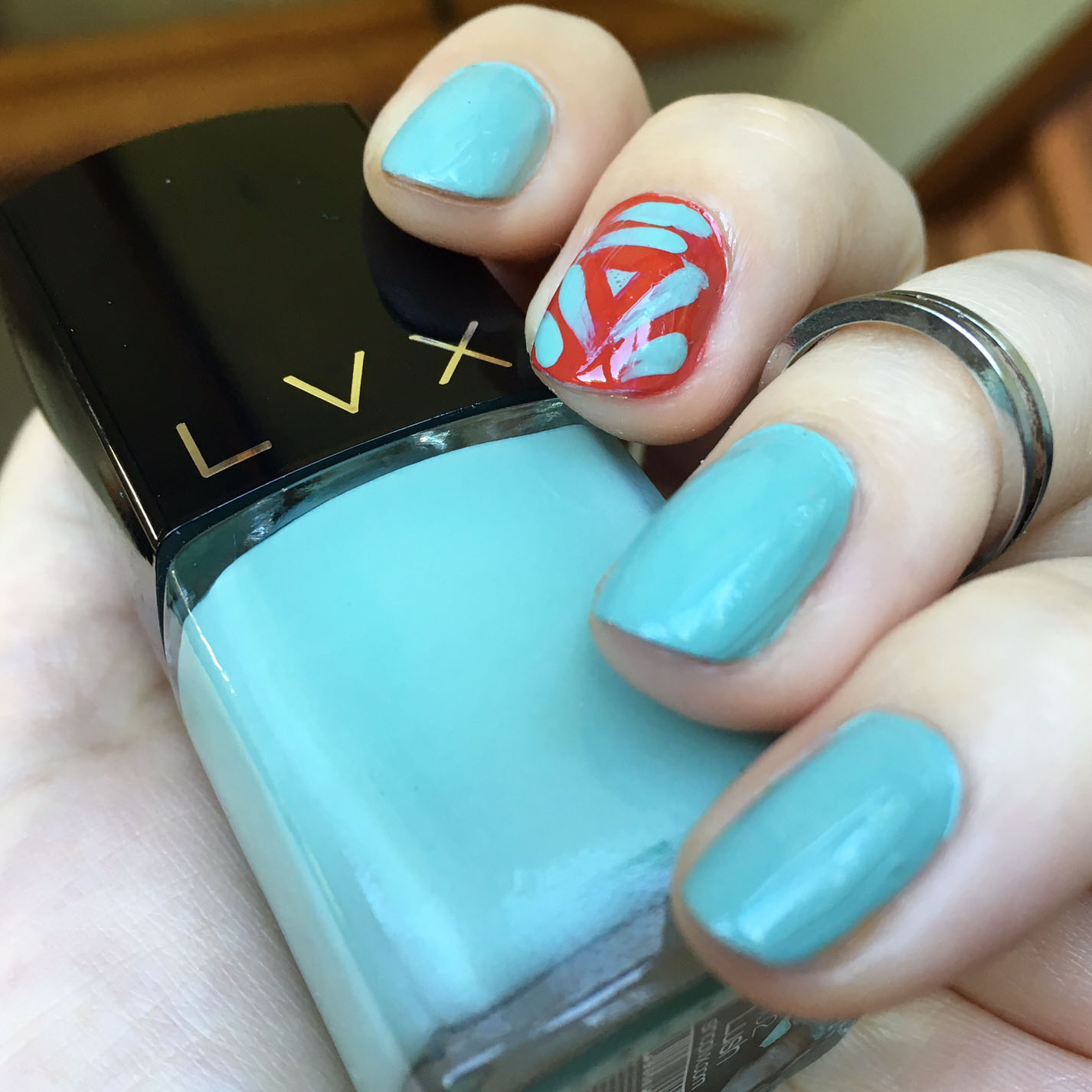 Nails of the Day: LVX \'Lush\' : Vegan Beauty Review | Vegan and ...