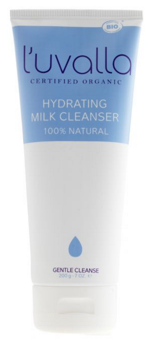 Luvalla Hydrating Milk Cleanser