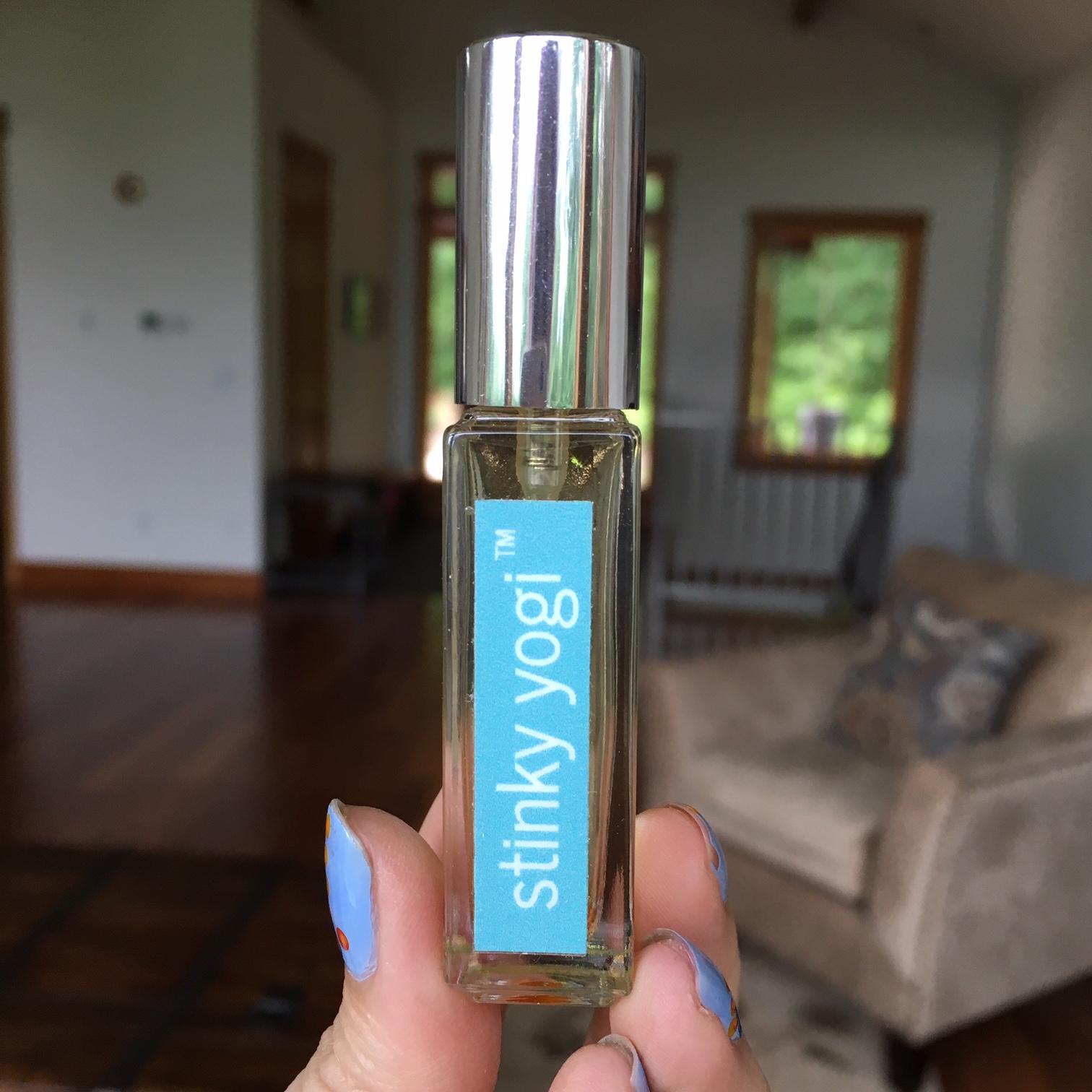 Stinky Yogi perfume