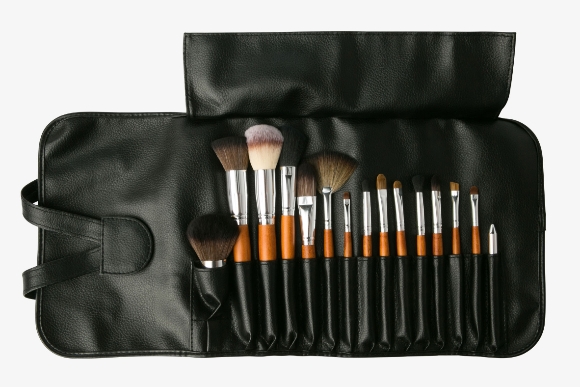 Vanity Planet vegan makeup brush set