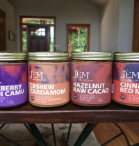 JEM Raw Nut Butters Review + Discount
