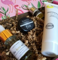 Petit Vour Vegan Beauty Box July 2016 Review