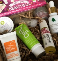 July 2016 Vegan Cuts Beauty Box Review