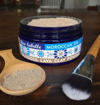 Blue Labelle Moroccan Spa Rhassoul Lava Clay Mask Review
